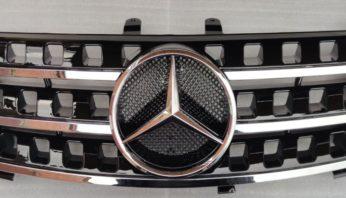 Решетка радиатора Mercedes ML 164