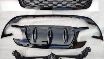 Рестайлинг тюнинг пакет Range Rover Velar BLACK EDITION