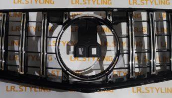 Решетка радиатора Mercedes C W 204