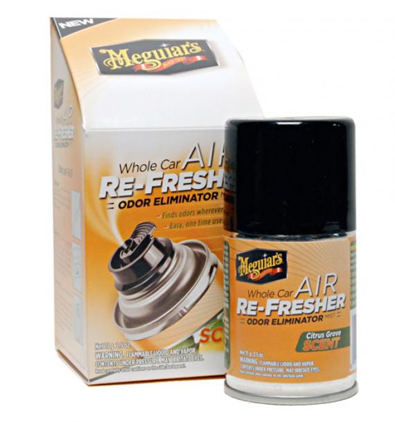 Нейтрализатор запахов в салоне Meguiar's Air