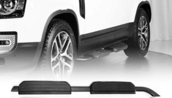 Пороги Land Rover Defender NEW 110 2020