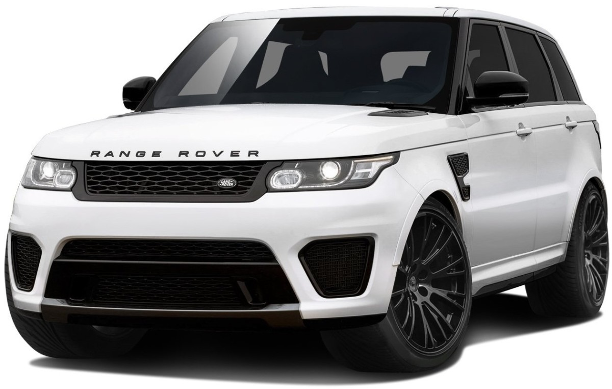 Стекло фары Range Rover Sport L494 2013-2018
