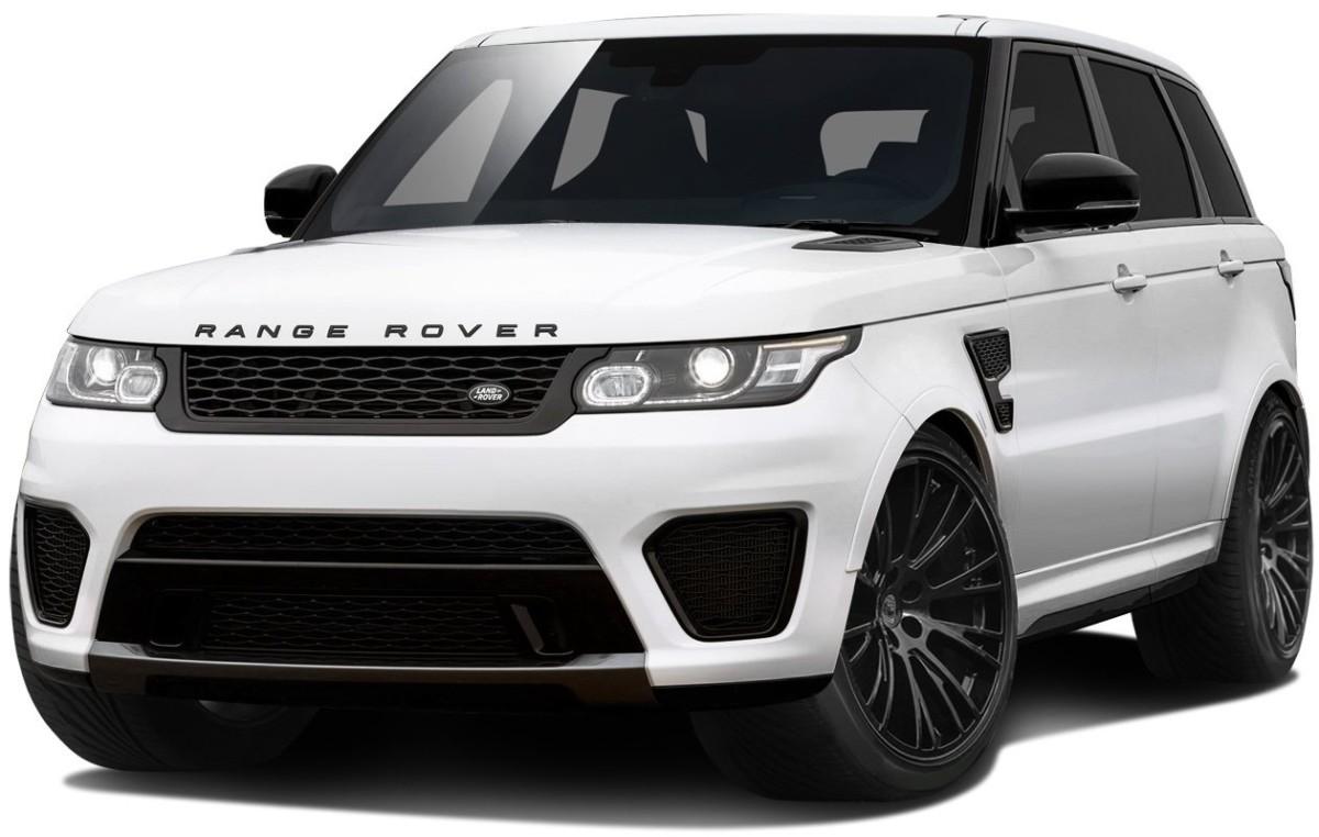 Корпус фары Range Rover Sport 2013-2018 L494